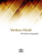 Verbos hindi (100 verbos conjugados)