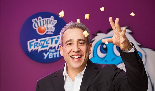 Why Dippin Dots Is Teaming Up With A Popcorn Brand Scribd