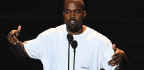 Kanye West Takes Rap To The Great Outdoors With 'ye'