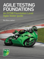 Agile Testing Foundations
