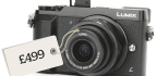 Best Barga Ins Under £500 Panasonic Lumix GX80
