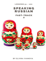 Speaking Russian Fast-Track 2