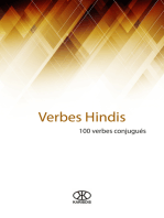 Verbes hindis (100 verbes conjugués)