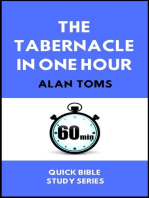 The Tabernacle in One Hour (Quick Bible Study Series)