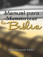 Manual Para Memorizar La Biblia