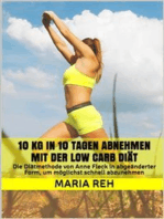 10 kg in 10 Tagen abnehmen mit der Low Carb Diät