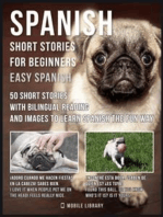 Spanish Short Stories For Beginners (Easy Spanish)