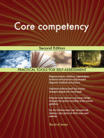 Core competency Second Edition