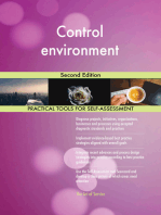 Control environment Second Edition