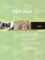 Pilot plant A Complete Guide