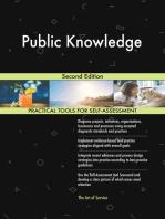 Public Knowledge Second Edition