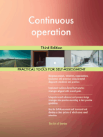 Continuous operation Third Edition