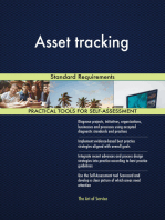 Asset tracking Standard Requirements