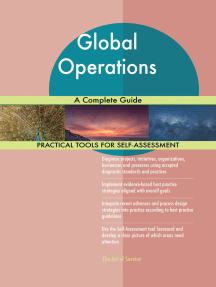 Global Operations A Complete Guide
