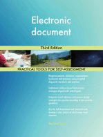 Electronic document Third Edition