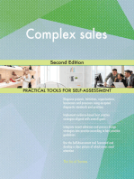 Complex sales Second Edition