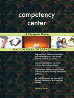 competency center A Complete Guide