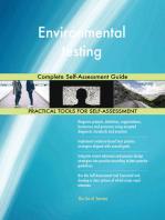 Environmental testing Complete Self-Assessment Guide