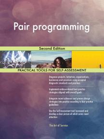 Pair programming Second Edition