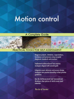 Motion control A Complete Guide