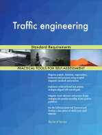 Traffic engineering Standard Requirements