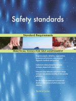 Safety standards Standard Requirements