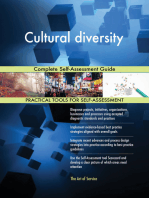 Cultural diversity Complete Self-Assessment Guide