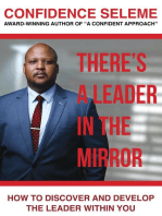 There's a Leader in the Mirror