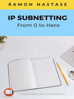 IP Subnetting: From 0 to Hero: Computer Networking, #1