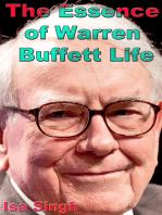 The Essence of Warren Buffett Life