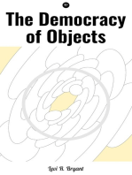 The Democracy of Objects