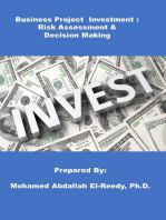 Business Project Investment