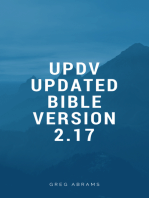 UPDV Updated Bible Version 2.17