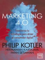 Marketing 4.0: Transforma tu estrategia para atraer al consumidor digital