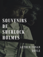 Souvenir de sherlock Holmes