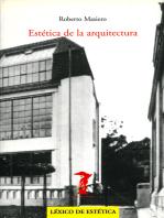 Estética de la arquitectura