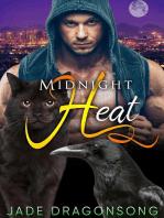 Midnight Heat MM Alpha Omega Fated Mates Mpreg