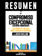 Compromiso Excepcional (Extreme Ownership)