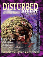 Disturbed Digest June 2018