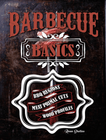 Barbecue Basics: Barbecue Regions, Meat Primal Cuts, and Wood Profiles