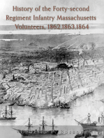 History of the Forty-Second Regiment Infantry, Massachusetts Volunteers, 1862, 1863, 1864