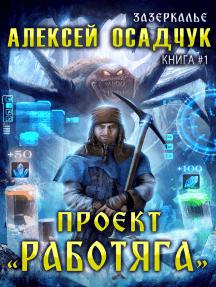 Проект Работяга (Зазеркалье) ЛитРПГ серия: Зазеркалье. Книга #1