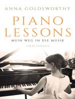 Piano Lessons: Mein Weg in die Musik