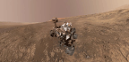 NASA's Curiosity Rover Finds Chemical Building Blocks For Life On Mars