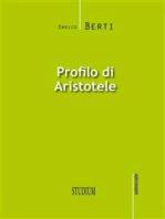 Profilo di Aristotele