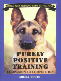 PURELY POSITIVE TRAINING: COMPANION TO COMPETITION