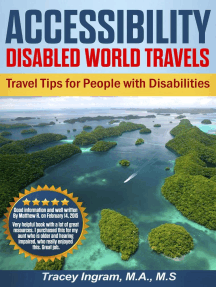 Accessibility - Disabled World Travels - Travel Tips for People with Disabilities: 1st book in series, #1