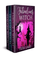 Torrent Witches Cozy Mysteries Box Set #2 Books 4-6 (Fabulous Witch, Holiday Witch, Shadow Witch)