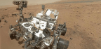 Is There Life On Mars? TBD. But Scientists Found Ancient Organic Matter In The Red Planet's Rocks.