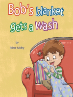 Bob's Blanket gets a wash